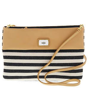 UGG® Nico Striped Clutch