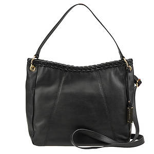 Franco Sarto Spring Hill Leather Hobo Bag