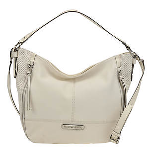 Franco Sarto Saratoga Leather Hobo Bag