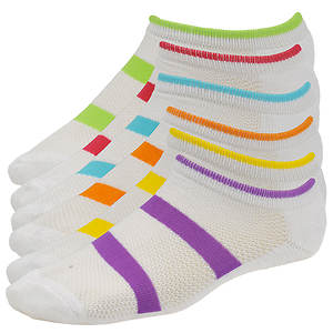 Avia Women's AL25956A 6pk Low Cut Socks