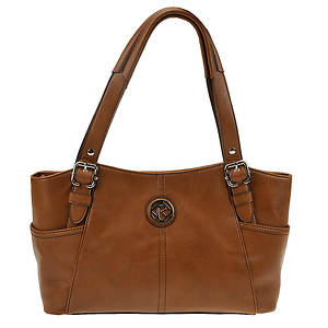 Relic Bleeker Double Shoulder Bag