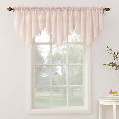 Erica Crushed Voile Valance