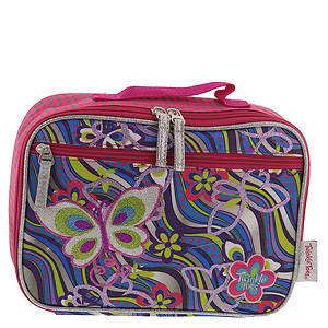 Skechers Girls' Butterfly Swirl Lunch Bag