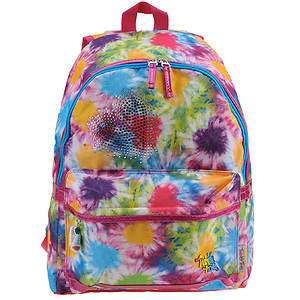 Skechers Girls' Tie Dye Love Backpack