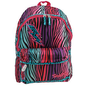 Skechers Girls' Zebra Wild Backpack