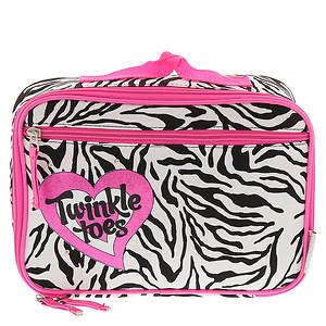 Skechers Girls' Zeo Zebra Lunch Bag