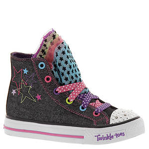 Skechers Twinkle Toes- Shuffles (Girls' Toddler-Youth)