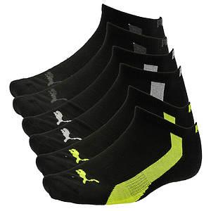 Puma Men's P79105 6 Pk Low Cut Sock