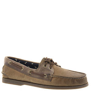Sperry Top-Sider A/O BURNISHED CANVAS 2-EYE (Men's)