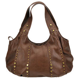Array Larissa Studded Hobo Bag