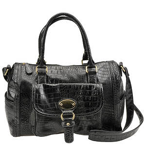 Array Chloe Croco Satchel