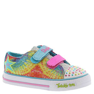 Skechers TT Shuffles-Peace N Love (Girls' Toddler)
