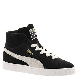 PUMA Suede Classic Mid Jr (Boys' Youth)