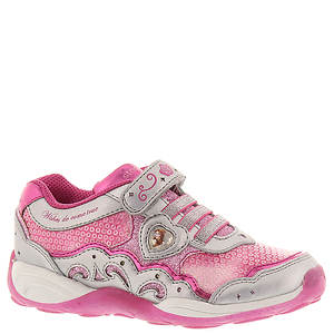 Stride Rite Disney Wish Lights Belle A/C (Girls' Toddler-Youth)