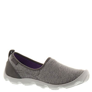 Crocs™ Duet Busy Day Heather Skimmer (Women's)