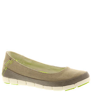 Crocs™ Stretch Sole Flat (Women's)