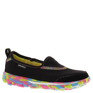 Skechers Go Walk - Wavelength (Girls' Toddler-Youth)