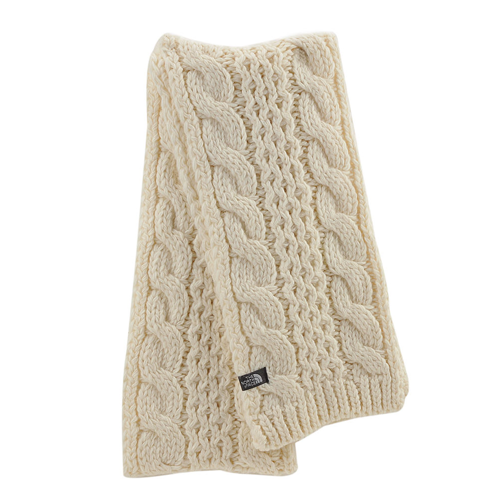 Vintage Scarves- New in the 1920s to 1960s Styles The North Face Womens Cable Minna Scarf $27.99 AT vintagedancer.com