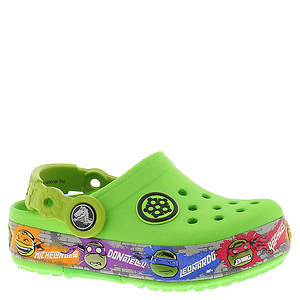 Crocs™ CrocsLights TMNT Clog (Boys' Toddler-Youth)