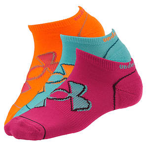 Under Armour Solo IV No Show Socks (Women's)