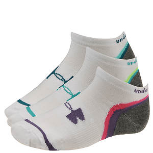 Under Armour Phantom II No Show Socks (Women's)