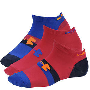 Under Armour Recur III No Show Socks (Women's)