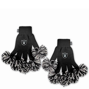 NFL Spirit Fingerz Pom Pom Gloves