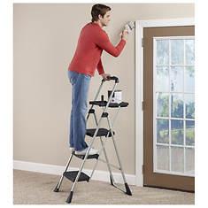 Cosco® Max Work Platform Step Ladder