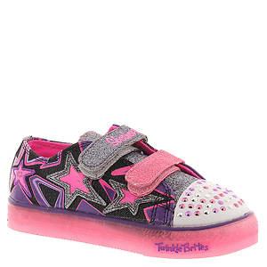 Skechers TT: Boogie Lights-Star Stuff (Girls' Infant-Toddler)