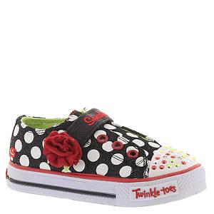 Skechers TT: Shuffles-Rosey Girl (Girls' Infant-Toddler)