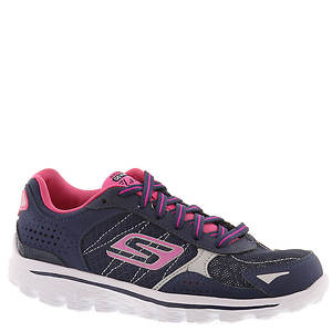 Skechers Go Walk 2-Flash (Girls' Toddler-Youth)