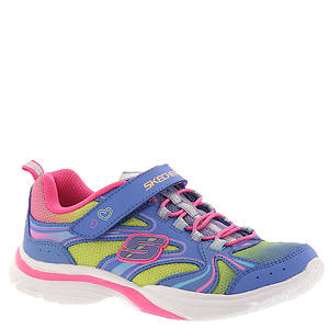 Skechers Lite Kicks-Rainbow Sprite (Girls' Toddler-Youth)