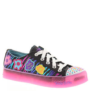 Skechers TT: Boogie Lights-Dizzy Daisy (Girls' Toddler-Youth)