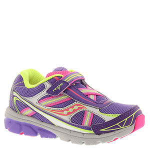 Saucony Baby Ride 7 (Girls' Infant-Toddler)