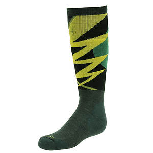 Smartwool Boys' Wintersport Lightning Bolt Socks (Toddler-Youth)