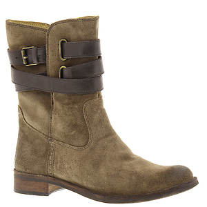 Bussola Sevilla Short Suede Boot (Women's)