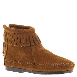 Minnetonka Back Zipper Boot (Girls' Toddler-Youth)