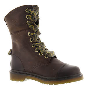 Dr Martens Aimilita 9-Eye Toe Cap Boot (Women's)