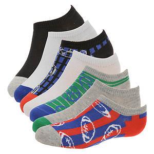Stride Rite Boys' 7-Pack Britton No Show Socks