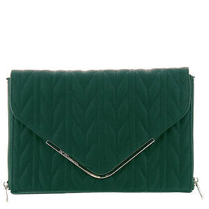 BCBGeneration Quilted Higher Maintenance Clutch