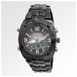 Unlisted By Kenneth Cole Men's UL1069 Watch
