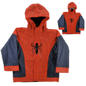 Western Chief Boys' The Ultimate Spider-Man Raincoat