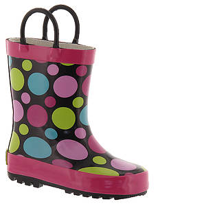 Western Chief Dot Party Rain Boot (Girls' Infant-Toddler-Youth)
