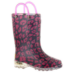 Western Chief Wild Cat Lighted Boot (Girls' Toddler-Youth)