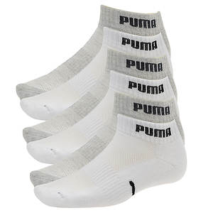 Puma P102323 Quarter Sox 6-pack
