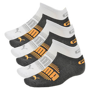 Puma P100917 Low Cut Socks 6-pack