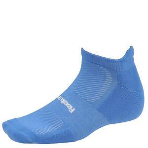 Feetures High Performance Light Cushion No Show Tab Socks