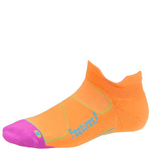 Feetures Women's Elite Light Cushion No Show Tab Socks