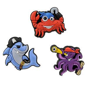 Jibbitz USB Underwater 3-Pack (Boys')