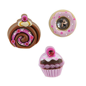 Jibbitz Bake Shop 3-Pack (Girls')
